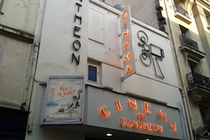 cinema du Pantheon